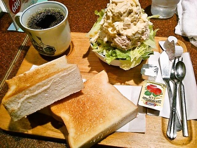 アメリカン 喫茶